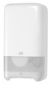 Tork Doppelrollenspender für Midi Toilettenpapier