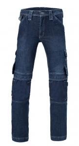 Herren-Jeans mit Knietaschen