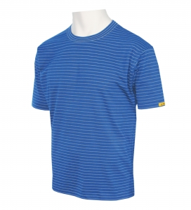 ESD T-Shirt CONDUCTEX Cotton Knit, kurzarm
