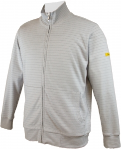 ESD Sweat-Jacke CONDUCTEX Cotton Knit