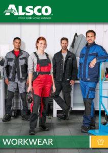 Alsco Katalog Workwear NL